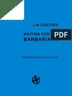 Of coetzee jm pdf iron age