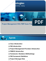 PMP Lecture 1