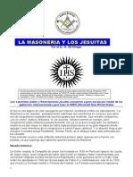 Plancha n.00668 - Masoneria y Los Jesuitas
