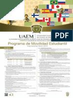 Convocatoria Internacional Otono 2014