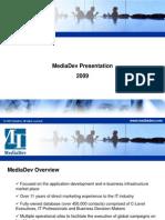 Mediadev Doc