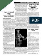 A nõi szexuális önbecsülés tesztje (2011, 1 oldal)