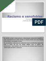 Racismo e Xenofobias Pedro Oliveira