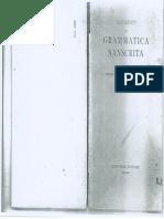 Elementi di grammatica sanscrita, seguiti da esercizi graduali, antologia e lessico, per Oreste Nazari
