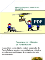 MANUAL DE SEGURANÇA NR