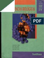 Biologia 3 y 4 Santillana