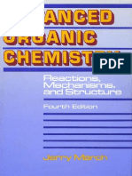 Advanced Organic Chemistry March 4