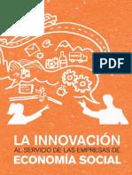 La innovación al servicio de las empresas de Economía Social.