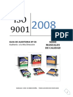 Guia 03 Auditoria a La Alta Direccion