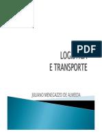 Logisitica - JULIANO 2