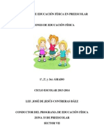 Sesiones de Educfisica Light