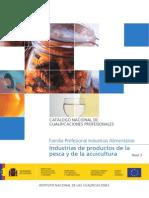 Industrias de Productos de la Pesca y de la Acuicultura. José Antonio Peñafiel Vásquez. Licenciado en Educación en Industrias Alimentarías