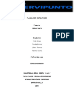 Proyecto de Planeancion Estrategica LISTO