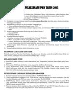 Panduan Pelaksanaan PKM (Mahasiswa Langkah Sukses PKM 2013)
