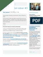Gotitas Del Saber #3