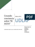 Proyecto Agua UDLAP