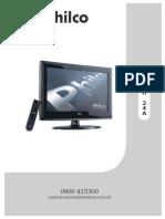 Esquema Tv Lcd Philco Ph24a Ver A