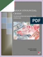 Paul krugman asian financial miricle