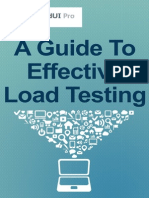 SmartBear Guide to Effective Load Testing