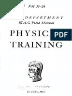 FM 35-20 Physical Training 1943[1]