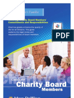 Guide for Charity Board Members