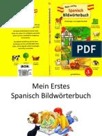 Mein Erstes Spanisch Bildwörterbuch