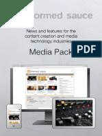 Informed Sauce Media Pack