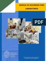 Manual de Seguridad Para Laboratorios (Actualizado)