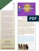 Faith of a Child Newsletter