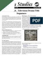 45 Title Sequences