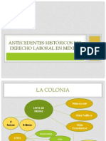 antecedentesdelderecholaboralenmexico-120830205453-phpapp01.pptx