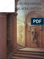 Liechtenstein Palaces in Vienna From the Age of the Baroque