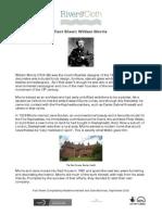 William Morris - Biography Compressed