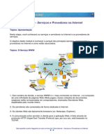 Módulo 2 - Serviços e Provedores na Internet
