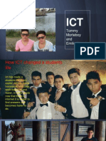 Ict Presentation Emilioy