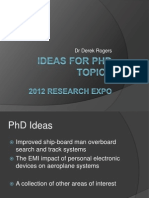 Ideas for PhD topics.pptx