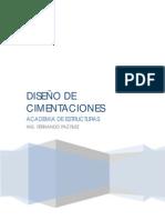 84052824 Diseno de Cimentaciones IPN