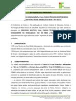 Rede e Tec Estudantes Edital No 003 2014 Edital 003 2014 Abertura