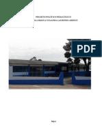 Projeto Político Pedagógico 2013 aprovado pela assessora Cíntia