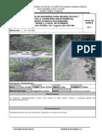 Fichas de Campo-Muros-Primer y Segundo Tramo
