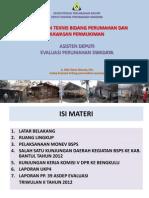 7. Pengendalian, Evaluasi, Dan Pelaporan Pelaksanaan BSPS