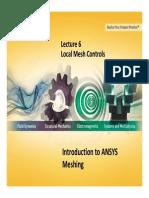 Mesh-Intro 14.0 L-06 Local Mesh Controls