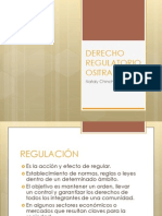 Derecho Regulatorio Ositran