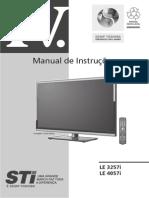 Manual LE4057i