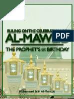 Celebrating Birthday of Prophet