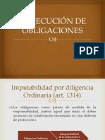 INEJECUCIÓN DE OBLIGACIONES