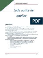 Metode Optice de Analiza