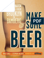 Recipes from Make Some Beer
