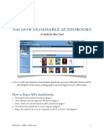 NH Downloadable Audiobooks for Mac Users - Oct09