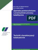 W8 2011 charakterystyka katalizatorůw